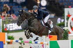 Wilson James, GBR, Imagine de Muze<br /> JIM Maastricht 2019<br /> CSI4* Van Mossel Prix<br /> © Hippo Foto - Dirk Caremans<br />  09/11/2019