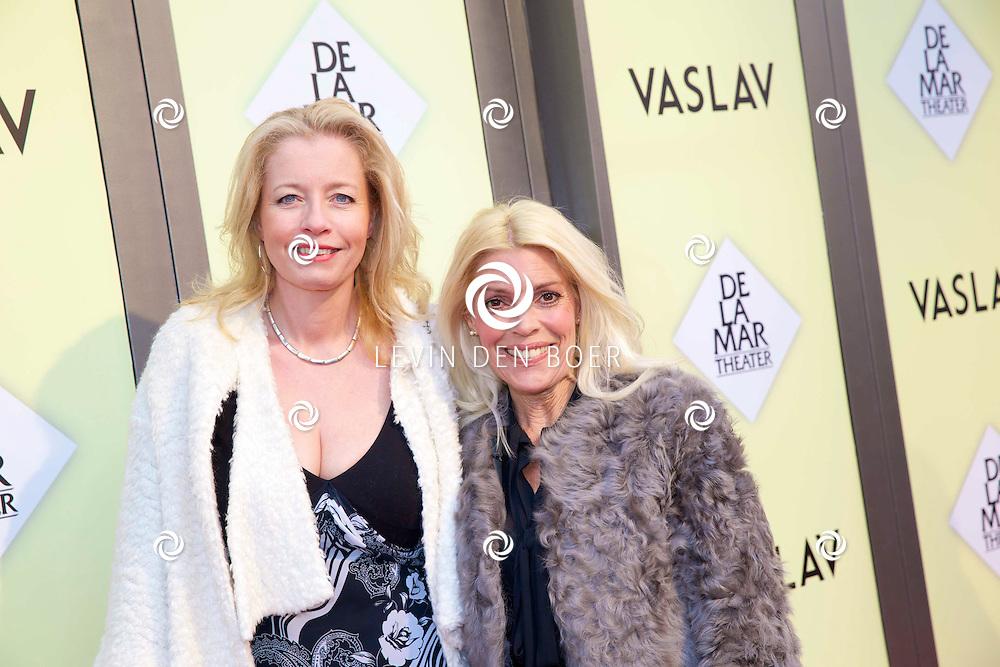 AMSTERDAM - Het toneelstuk Vaslav is in premiere gegaan in theater DeLaMar.  Judith Osborn op de rode loper. FOTO LEVIN DEN BOER - PERSFOTO.NU