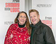 2017-11-29. DeLaMar Amsterdam. Premiere van From Sammy with Love. Op de foto: Tony Neef