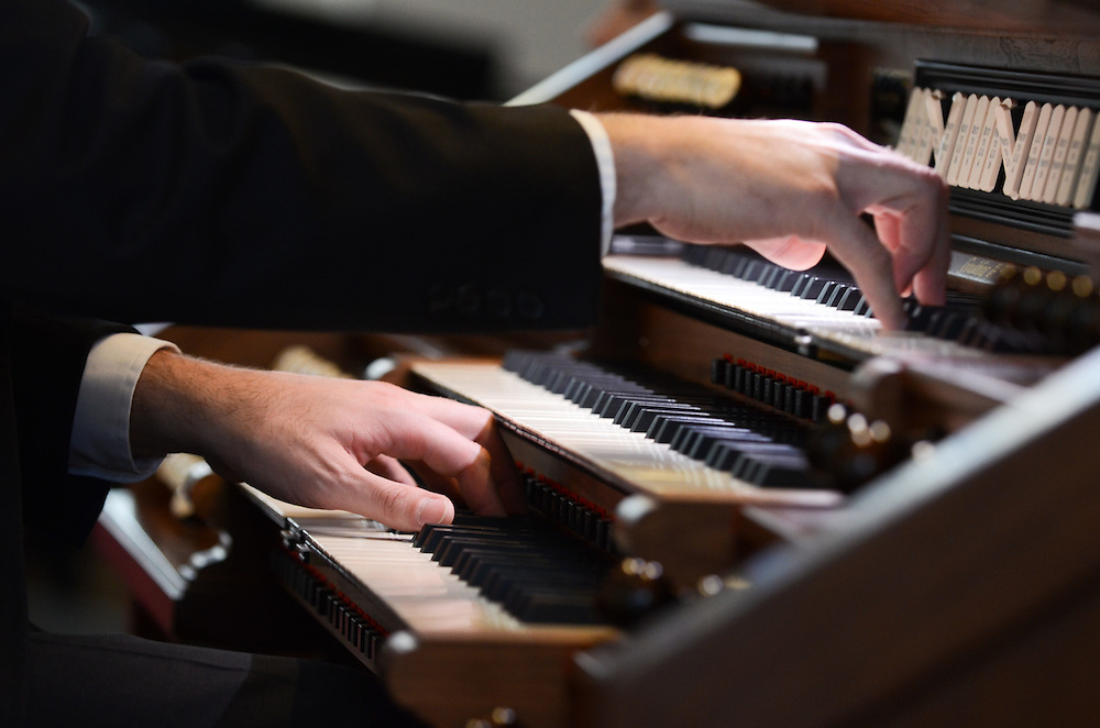 Organist, Madonna della Strada Chapel, Loyola University Chicago