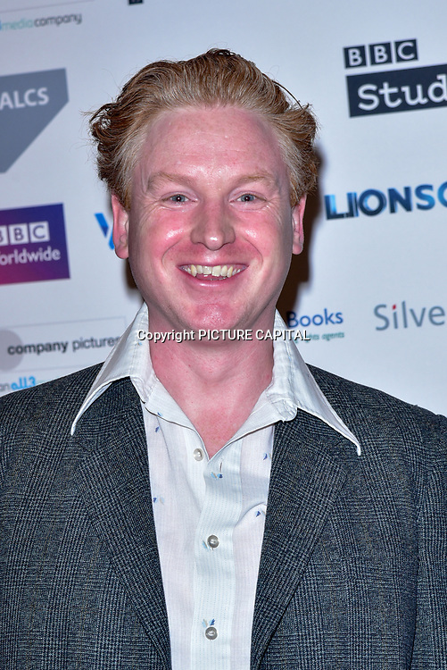 Ciaran Murtagh attends The Writers' Guild Awards at Royal College of Physicians on 15th January 2018.