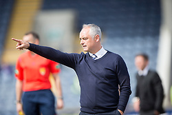 Raith Rovers David Bates.  <br /> Raith Rovers 3 v 0 Livingston, SPFL Ladbrokes Premiership game played 8/8/2015 at Stark's Park.
