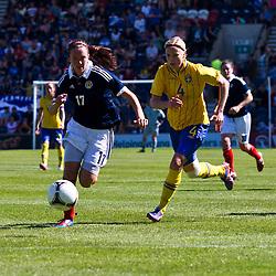 Scotland Women v Sweden Women | International Challenge Match | 26 MAy 2012