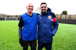 Scott Murray at Bristol City Community Trust walking football - Mandatory by-line: Dougie Allward/JMP - 20/03/2018 - FOOTBALL - South Bristol Sports Centre - Bristol, England -  v  - EFL Day of action BCCT
