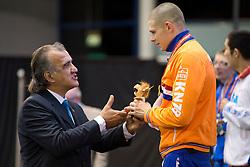 EVERS Marc NED at 2015 IPC Swimming World Championships -  Men's 100m Breastroke SB14 PODIUM