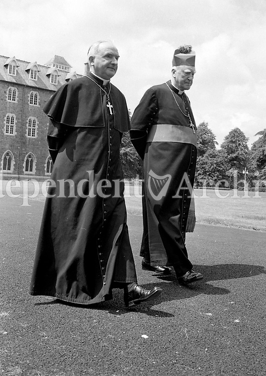 June 1971. Priests.<br /> (Part of the Independent Newspapers Ireland/NLI Collection)