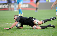 Rome, Italy -In the photo Read achieves the goal during .Olympic stadium in Rome Rugby test match Cariparma.Italy vs New Zealand (All Blacks). (Credit Image: © Gilberto Carbonari).