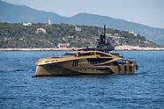 Monaco: Khalilah Super Yacht - 5 July 2017