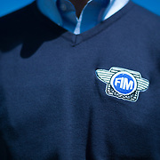 The FIM was in Patagonia. It is their job to declare who is world champion.