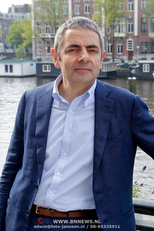 NLD/Amsterdam/20111003 - Photocall Sir Rowan Atkinson Johnny English Reborn,
