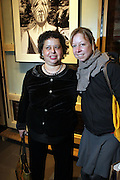l to r: Photographer Arlene Gottfried and Kim Bauer at The Timberland New Store Opening in Soho featuring a Powerhouse Books Exhibition, ' Nature of a City ' featuring NY based Photographers Janette Beckman, Vivian Cherry, Martha Cooper, Arlene Gottfried, Lisa Kahane, Maripol, Ricky Powell and Jamel Shabazz held at The Timberland Store in New York City on March 27, 2009..The exhibit, entitled Nature of a City, features images from the powerHouse archives that capture the energy and vitality of a city that - like Timberland - is constantly evolving, creating and defying trends. For the exhibit, powerHouse and Timberland selected photos from New York-based photographers Janette Beckman, Vivian Cherry, Martha Cooper, Arlene Gottfried, Lisa Kahane, Maripol, Ricky Powell and Jamel Shabazz.