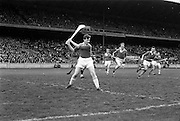 30/04/1967<br /> 04/30/1967<br /> 30 April 1967<br /> National Hurling League, Division II Final: Meath v Kerry at Croke Park, Dublin.<br /> Meath goalie, J. Smith.