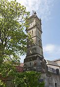 Nineteenth century Clock Tower, Fisherton Street, Salisbury, Wiltshire, England, UK