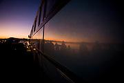 Sao Romao_MG, Brasil...Rio Sao Francisco, o rio da integracao nacional. ..The Sao Francisco river, It is an important river for Brazil, called the river of national integration...Foto: LEO DRUMOND / NITRO