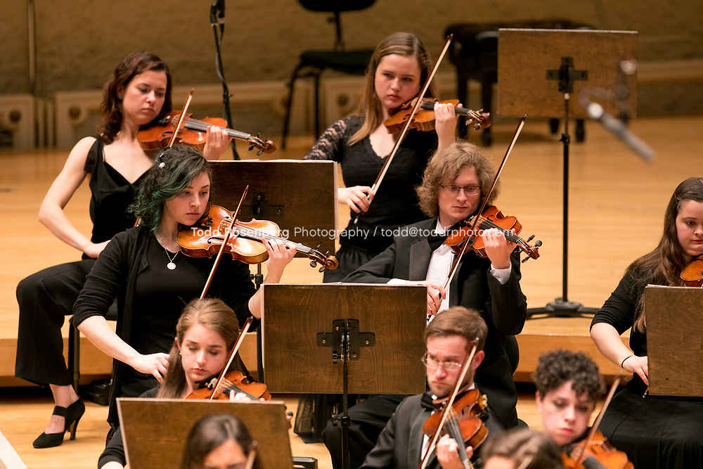 5/24/17 7:49:49 PM<br /> <br /> DePaul University School of Music<br /> DePaul Symphony Orchestra's Spring Concert at Orchestra Hall<br /> <br /> Cliff Colnot, Conductor<br /> <br /> Claude Debussy (1862-1918)<br /> Prelude to the Afternoon of a Faun<br /> <br /> Pyotr Ilyich Tchaikovsky (1840-1893)<br /> Symphony No. 5 in E Minor, Op. 64<br /> <br /> &copy; Todd Rosenberg Photography 2017