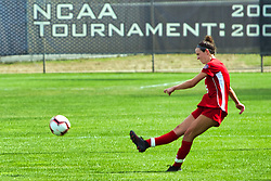 NORMAL, IL - August 10:   during a nonconference exhibition women's soccer match between the Southern Illinois Edwardsville Cougars and the Illinois State Redbirds August 10 2019 on Adelaide Street Field in Normal IL (Photo by Alan Look)