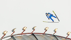 01.03.2017, Lahti, FIN, FIS Weltmeisterschaften Ski Nordisch, Lahti 2017, Nordische Kombination, Skisprung, Grossschanze HS130m, im Bild Tim Hug (SUI) // Tim Hug of Switzerland during Skijumping competition of Nordic Combined of FIS Nordic Ski World Championships 2017. Lahti, Finland on 2017/03/01. EXPA Pictures © 2017, PhotoCredit: EXPA/ JFK