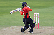 England Women v South Africa Women - T20 Tri Series - The County Ground - 23 June 2018
