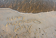 Happy Mother's Day Mecox Beach, Jobs Lane, Bridgehampton, Long Island, NY