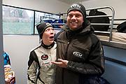Marco Gersager Skoda Fabia R5 test 2020 - Skørringe