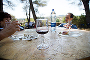 outdoor picnic South France