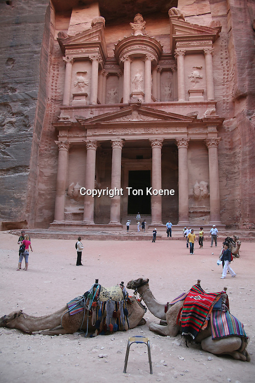 ancient city of petra, Jordan