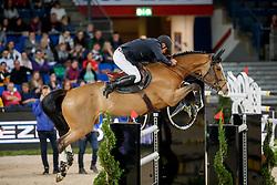 Bost Roger Yves, FRA, Sangria du Coty<br /> Stuttgart German Masters 2017<br /> © Hippo Foto - Stefan Lafrentz