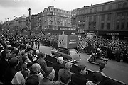 17/3/1966<br /> 3/17/1966<br /> 17 March 1966<br /> <br /> Sloan's Liniment Display for St. Patrick's Day Parade