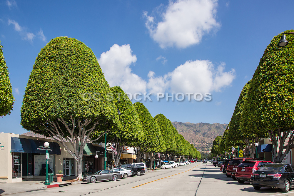 Glendora's Downtown Village