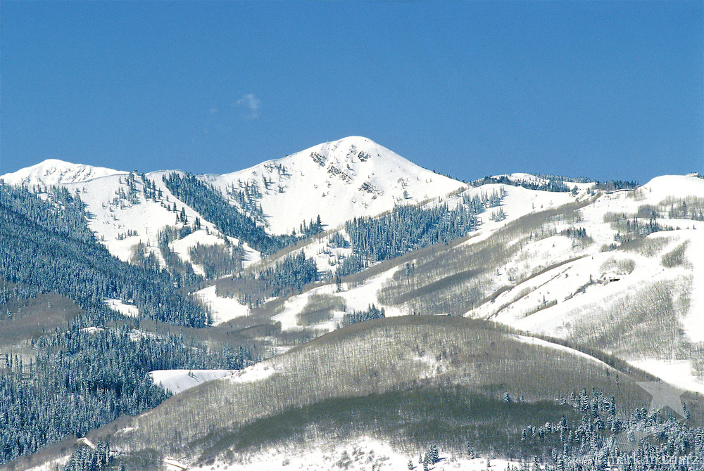 Jupiter Peak at Park City Mountain Resort, Park City, UT USA