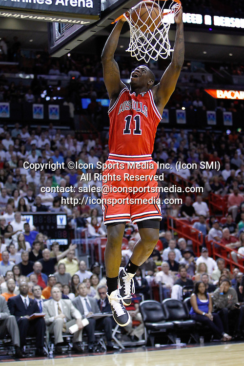Basketball : Miami Heat / Chicago Bulls - NBA - 06.03.2011 - Chicago Bulls shooting guard Ronnie Brewer (11)