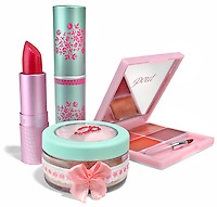 pout cosmetic collection