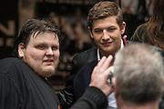 Tye Sheridan (Cyclops) - The 'global fan screening' of Twentieth Century Fox's X-Men Apocalypse at the BFI IMAX at Waterloo.