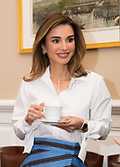 Queen Rania & King Abdullah, Washington