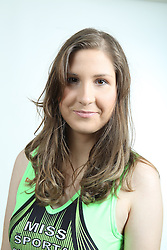 Sabina Ostroznik na izboru za Miss Sporta Slovenije 2015, on January 21, 2015 in Bled, Slovenia. Photo by Vid Ponikvar / Sportida