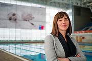 Natalia Odette Riffo Alonso (Temuco, 24 de julio de 1971) es una psicóloga y política chilena. Desde el 11 de marzo de 2014 se desempeña como ministra del Deporte del gobierno de Michelle Bachelet. Santiago de Chile. 27-07-15 (©Alvaro de la Fuente/Triple.cl)