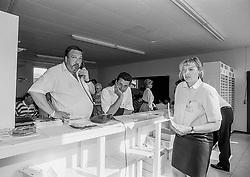 Van Geenberghe Jean Claude, BEL, Pietercil Frans, De Reys Edith<br /> CHIO Aachen 1993<br /> © Hippo Foto - Dirk Caremans<br /> 02/06/2020