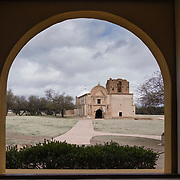Tumacacori Mission in Tubac, Arizona