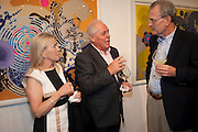SHERYL DOWD; CHRIS WHITTLE; KEN DOWD, Galen and Hilary Weston host the opening of Beatriz Milhazes Screenprints. Curated by Iwona Blazwick. The Gallery, Windsor, Vero Beach, Florida. Miami Art Basel 2011