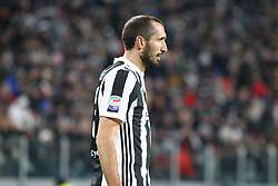 December 9, 2017 - Turin, Piedmont, Italy - Giorgio Chiellini (Juventus FC) during the Serie A football match between Juventus FC and FC Internazionale at Allianz Stadium on 09 December, 2017 in Turin, Italy. (Credit Image: © Massimiliano Ferraro/NurPhoto via ZUMA Press)