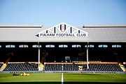 Craven Cottage Stadium during the EFL Sky Bet Championship match between Fulham and Aston Villa at Craven Cottage, London, England on 17 February 2018. Picture by Andy Walter.