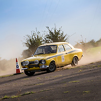 Car 116 Jonty Bloxham/Nick Darkin