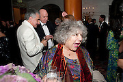 MIRIAM MARGOLYES; , 56th London Evening Standard Theatre Awards. Savoy Hotel. London. 28 November 2010.  -DO NOT ARCHIVE-© Copyright Photograph by Dafydd Jones. 248 Clapham Rd. London SW9 0PZ. Tel 0207 820 0771. www.dafjones.com.