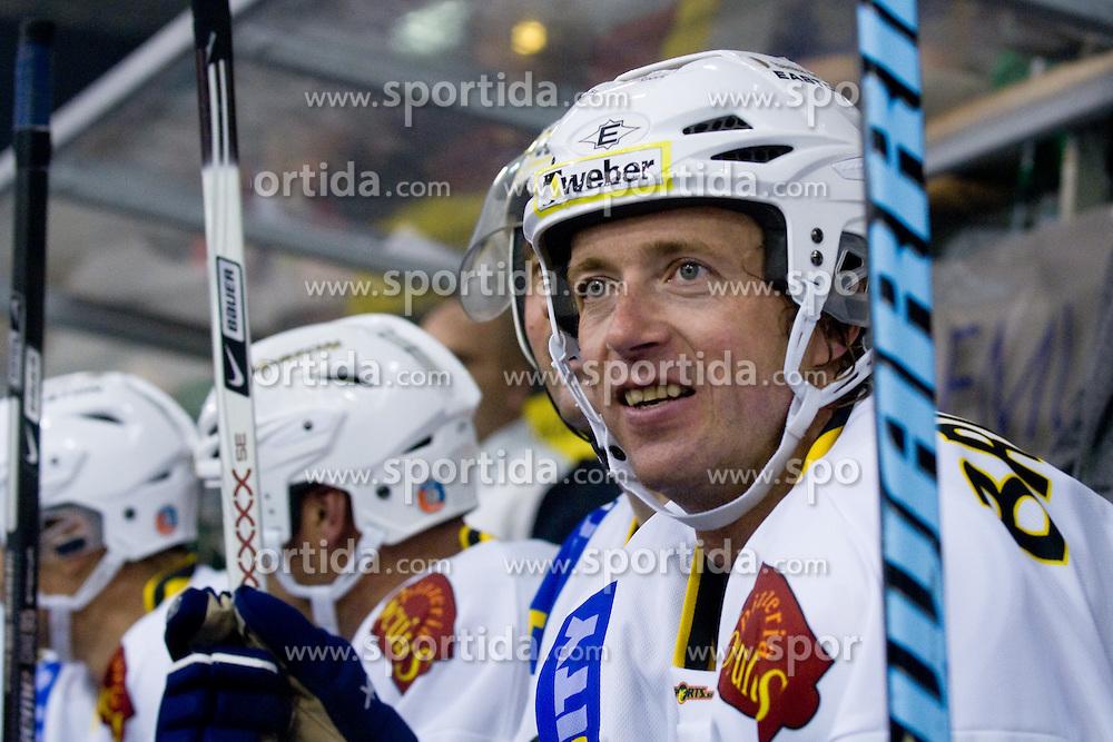 Andrej Brodnik of 24 Ever in Tomaz Vnuk's exhibition game between team HDD Tilia Olimpija and team 24 Ever on August 28, in Ljubljana, Slovenia. (Photo by Matic Klansek Velej / Sportida)