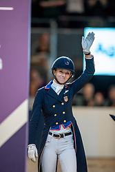 Graves Laura, USA<br /> LONGINES FEI World Cup™ Finals Gothenburg 2019<br /> © Hippo Foto - Stefan Lafrentz<br /> 06/04/2019