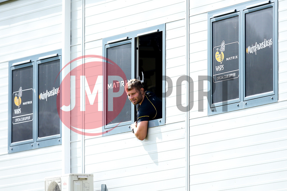 Thomas Young of Wasps - Mandatory by-line: Robbie Stephenson/JMP - 07/08/2019 - RUGBY - Broadstreet RFC - Coventry, England - Wasps Preseason Training