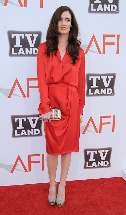 "PAZ VEGA.attends TV Land Presents: The AFI Life Achievement Awards Honoring Morgan Freeman at Sony Pictures Studios, Culver City, California_9 June 2011.Mandatory Photo Credit: ©Crosby/Newspix International. .**ALL FEES PAYABLE TO: ""NEWSPIX INTERNATIONAL""**..PHOTO CREDIT MANDATORY!!: NEWSPIX INTERNATIONAL(Failure to credit will incur a surcharge of 100% of reproduction fees)..IMMEDIATE CONFIRMATION OF USAGE REQUIRED:.Newspix International, 31 Chinnery Hill, Bishop's Stortford, ENGLAND CM23 3PS.Tel:+441279 324672  ; Fax: +441279656877.Mobile:  0777568 1153.e-mail: info@newspixinternational.co.uk"