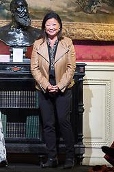 Jeanne D'hauteserre (Maire du 8ème arrondissement de Paris) at Select Fashion Awards au Musée Jacquemart-Andre during Spring/Summer 2018 ready to wear collection in Paris, France, October 01 2017. Photo by Nasser Berzane/ABACAPRESS.COM