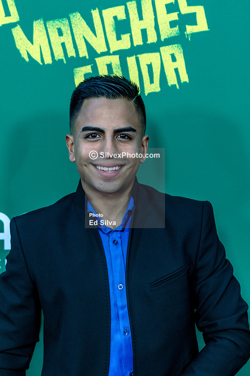 LOS ANGELES, CA - AUGUST 31 Actor Memo Dorantes attends the red carpet premiere of the film No Manches Frida the the Regal Cinemas in downtown Los Angeles on Tuesday night 2016 August 31. Byline, credit, TV usage, web usage or linkback must read SILVEXPHOTO.COM. Failure to byline correctly will incur double the agreed fee. Tel: +1 714 504 6870.