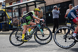 Doris Schweizer (Cylance Pro Cycling) at Aviva Women's Tour 2016 - Stage 1. A 138.5 km road race from Southwold to Norwich, UK on June 15th 2016.